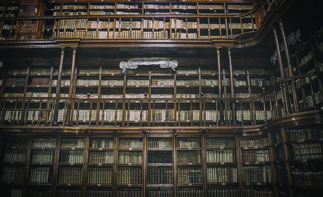 Image result for library at alexandria